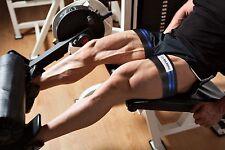 Double Wrap Occlusion Training Bands ® - Exercise Tourniquets For Legs & Calves
