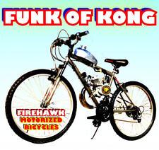 USA SELLER  2018 FUNK OF KONG GAS PETROL MOTOR BIKE 48 50 80 CC SCOOTER MOPED