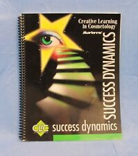 CLiC Certified Learning in Cosmetology - Success Dynamics - Text Book, 160 pages