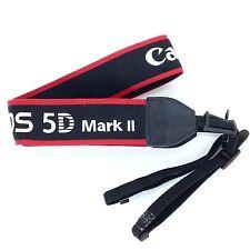 Genuine Canon EW-EOS5DMKII Shoulder & Neck Strap for 5D Mark II Camera #Q91