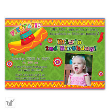 30 Fiesta Invitation Photo Cards Mexican Birthday Party Personalized Green A1