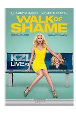 WALK OF SHAME DVD - SINGLE DISC EDITION - NEW UNOPENED - ELIZABETH BANKS