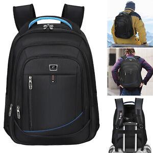 17.3inch Laptop Backpack 35L Large Waterproof Travel Outdoor School Rucksack Bag