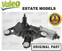 FOR AUDI A6 AVANT ESTATE ALLROAD MODELS REAR WIPER MOTOR GENUINE ORIGINAL VALEO