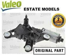 FOR AUDI A6 AVANT ESTATE ALLROAD MODELS REAR WIPER MOTOR GENUINE ORIGINAL VALEO