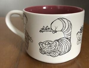 NEW Disney's Cheshire Cat Mug – Alice in Wonderland - Holds 14oz IN BOX NIB
