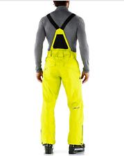 Spyder Dare Athletic Ski Snow Pants Acid Yellow NWT MSRP $250 XXL
