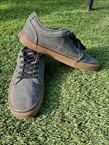 Van's Skateboard Gray Shoes Size 13