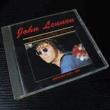 John Lennon - Precious & Rare Live in USA 1970's-1980 AUSTRALIA CD #106-2