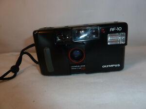 Olympus AF-10 35mm Compact Film Camera