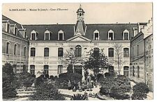 CPA 35 - SAINT BROLADRE (Ille et Vilaine) - Maison St-Joseph. Cour d'Honneur