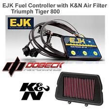 Triumph Tiger 800 XR / XC EJK Fuel Injection Controller & K&N Air Filter TB-8011