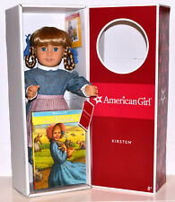 Retired Kirsten! Hair Untouched! Box/Book/Tag/Pamphlet! American Girl Doll!