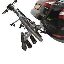 Portabici gancio traino 3 bici inclinabile Peruzzo Siena portabiciclette acciaio