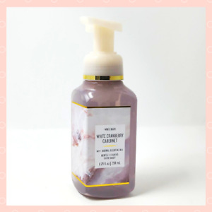 Bath And Body Works Gentle Foaming Hand Soap - White Cranberry Cabernet NEW