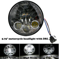 5-3/4 5.75 Inch Daymaker Projector LED Headlight for Harley Davidson Motorcycles