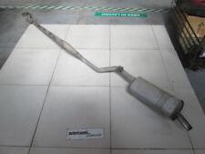 1726XQ TUBO SCARICO CON SILENZIATORE LEGGERMENTE AMMACCATO CITROEN C3 1.4 D 5M 5