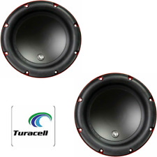 "2 - Audiopipe TSCAR8 8"" Edge Extension Woofer, 350 Watts Max, 175 W Rms Speaker"