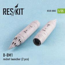 ResKit 350002 1/35 B-8M1 Rocket Pod Set