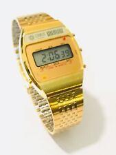 Vintage Omni Melody Lcd Alarm Chronograph  Digital Wrist Watch (10260M)