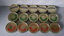 2Wurstdosen / Dosenwurst / Hausmacher (15 Stück /200g) Aus eigener Herstellung