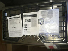 """EW36GC55GS2 Electrolux 36"""" Gas Cooktop Stainless Steel DISPLAY MODEL"""