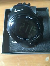 Nike mens WR0032 Triax 35 Super Multi-Function Sport Watch