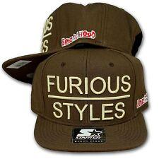 Original Starter Black Label Snapback Cap Boyz N The Hood Furious Styles brown