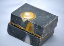 Handmade Indigo Space Soap Made From Avocado Oil Rice Bran Oil Natural Soap