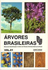 ARVORES BRASILEIRAS VOL. 01 + VOL. 02 - Harri Lorenzi