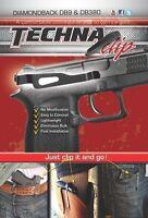 Techna Clip Gun Belt Clip – fits Diamondback DB9/DB380, Right Side