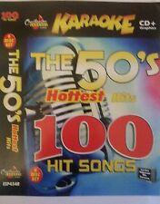 Chartbuster Pop Karaoke CDGs & DVDs