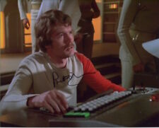 PRENTIS HANCOCK Photo Signed In Person - Space 1999 - D618