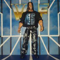 Matt Hardy - TNA Deluxe Aggression - WWE Jakks Wrestling Figure WWF