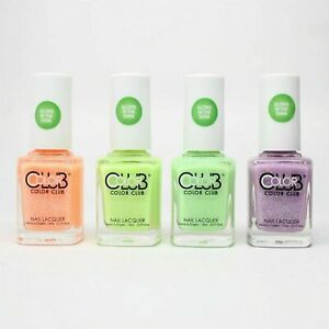 Color Club Nail Polish Glow in the Dark Collection Choose Your Shade!