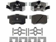 For 2005-2016 Honda CRV Disc Brake Pad and Hardware Kit Rear 56845NK 2015 2013