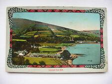 Lamlash, Isle of Arran. Nr Brodick, Whiting Bay, Corrie etc. (Valentines - 1912)