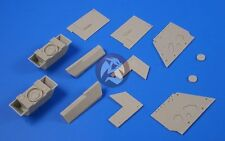 CMK 1/35 Jagdpanther Cooler Set Radiators and Cooling Fans (for Tamiya kit) 3132