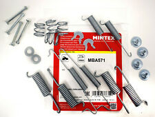 MINTEX REAR AXLE BRAKE FITTING KIT MBA571 FIT VW TRANSPORTER 1.6 1.7 1.9 2.0 2.1