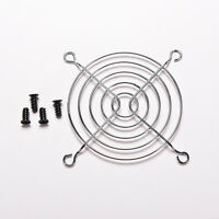 Metal Wire Finger Grill for 80mm 8cm CPU DC Fan PC Guard Protector Chic
