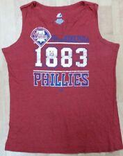 MLB Philadelphia Phillies Women's Tank Top XL Shirt