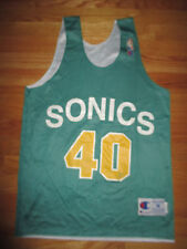 Champion SHAWN KEMP No. 40 SEATTLE SUPERSONICS (MED) Jersey