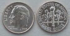 USA Dime 10 Cents 2014 P unz.