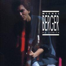 Michel Berger au Zenith WEA Imported Ed. 022924096426 CD 10/11/1992