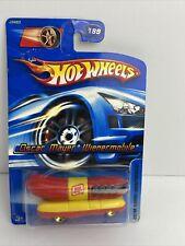 Hot Wheels 2006 Oscar Mayer Wienermobile Collector #189 NEW