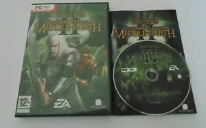 The Lord Of The Rings The Battle For Middle-Earth II 2 PC DVD ROM World Post!