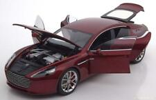 ASTON MARTIN RAPIDE S 2015 DIAVOLO RED AUTOART 70257 1/18 LHD ROUGE ROT ROSSO