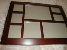 """11x14"""" Collage Photo Frame~Wall or Freestanding Home Decor Holds 8 Pictures  373"""
