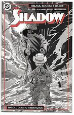 The Shadow #7 (1988 vf- 7.5) Marshal Rogers & Kyle Baker art