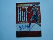 2015-16 Panini NBA Hoops R.J. Hunter Rookie Autograph